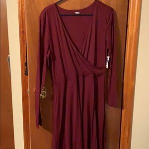 Old navy dress NWT size L